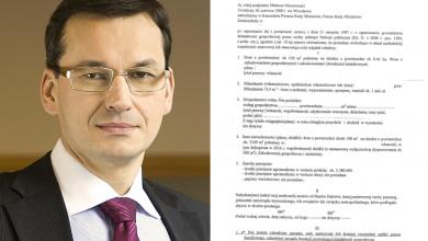 Photo of Olbrzymi majątek Premiera! Ponad 5 milionów złotych oszczędności