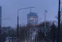 Photo of Ogromny Lenny Face na Warsaw Spire. O co chodzi?