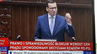 Photo of Emilewicz: Wzrost cen energii może sięgnąć 10%