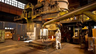 Photo of Mocny spadek produkcji stali w Polsce.