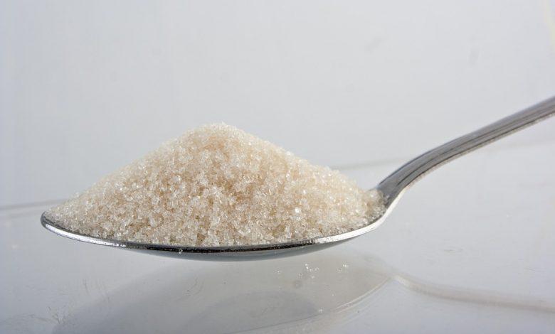 łyżka cukru