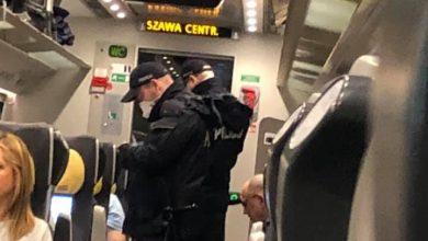 Photo of Warszawa: Zatrzymali pociąg na Dworcu Centralnym bo Azjata kaszlał.