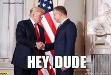 Photo of Koronawirus: Duda obiecał Trumpowi, że Polska pomoże i wyśle im misjęmedyczną