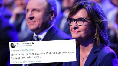 Photo of Była szefowa Wiadomości TVP kpi z osób chorych na depresję: W d*pach się poprzewracało!