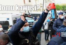 Photo of Strajk Przedsiębiorców: Policja użyła gazu i zatrzymała 380 osób, w tym Senatora KO