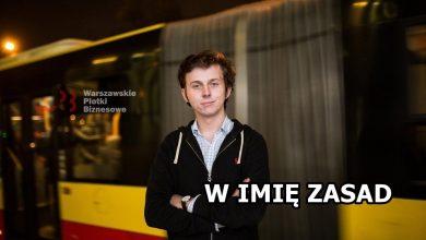 Photo of Warszawa: Licealista złożył pozew, bo spóźnił mu się autobus – sąd przyznał mu rację