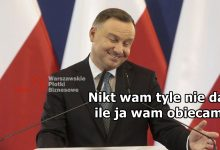 Photo of Duda obiecuje: Dostęp do internetu prawem każdego Polaka