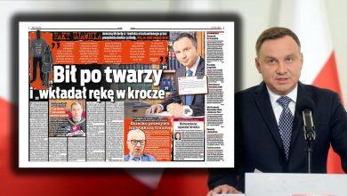 Photo of Duda oskarżył Niemcy o mieszanie się w wybory… bo Fakt mu wyciągnął ułaskawienie pedofila?