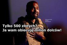 Photo of Wybory USA: Kanye West przebił polskie 500+ i obiecał milion dolców na każde dziecko