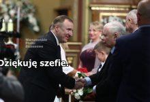 Photo of Jacek Kurski znowu został prezesem TVP. Co na to Andrzej Duda?
