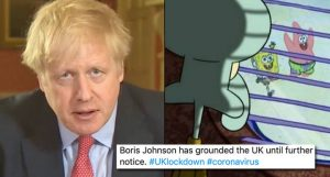 Wielka Brytania i Johnson