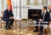 Photo of Morawiecki chce ograniczenia rządowej propagandy w mediach. Ale nie w Polsce tylko na Białorusi.