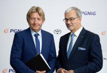 Photo of PGNiG i Toyota rozpoczynają współpracę w zakresie wodoru!