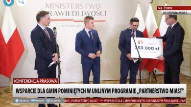 """Photo of Ziobro da pieniądze gminom ,,wolnym od LGBT"""" z funduszu dla osób dotkniętych przemocą?"""