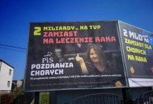 """Photo of Sejm anulował Lichockiej naganę za sejmowego """"fucka"""", a ona sama oburza się o billboardy"""