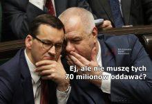 Photo of Jest decyzja sądu w sprawie wyborów kopertowych! Morawiecki rażąco naruszył prawo