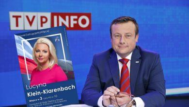 Photo of Żona dziennikarza TVP startowała do rady miasta, a wylądowała w dwóch państwowych spółkach