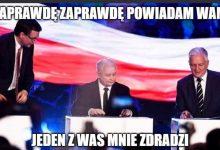 """Photo of PORANNE PLOTKI ZJEDNOCZONE: Nocne rozmowy w Zjednoczonej Prawicy, Kaczyński złożył propozycję """"nie do odrzucenia"""""""