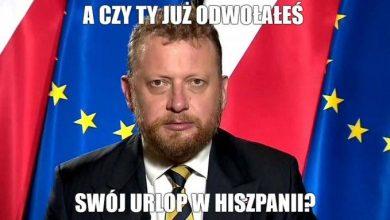 Photo of PORANNE PLOTKI BIZNESOWE: Szumowski opowiada o swoich zagranicznych wojażach i mówi, że było milutko