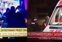 Photo of CBA zatrzymało Giertycha i Ryszarda K. Giertycha zabrało pogotowie, a syn tego drugiego pobił pracownika TVP