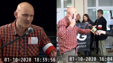 Photo of Kraśnik: Przeciwnicy 5G przyszli na posiedzenie Rady Miasta w opaskach warszawskich powstańców