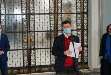 Photo of Lewica złożyła projekt ustawy, przewidującej kary za podważanie istnienia pandemii
