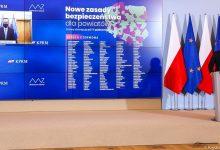 Photo of Premier ogłosił nowe obostrzenia i nowe powiaty w czerwonych strefach!