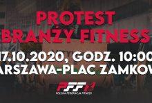 """Photo of Jutro protest branży fitness przeciwko zamknięciu siłowni: """"Nie przeżyjemy kolejnego lockdownu"""""""