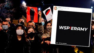 Photo of mBank wsparł Strajk Kobiet, a politycy PiS stwierdzili, że nie chcą już konta w niemieckim banku