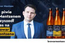 Photo of Sławomir Mentzen (Konfederacja) założył browar i będzie sprzedawać piwo