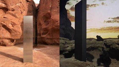 Photo of W USA odkryto tajemniczy monolit na pustyni. Bo przecież rok się jeszcze nie skończył…