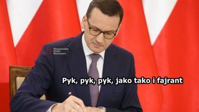 Photo of Morawiecki przyznał, że zakaz przemieszczania się w Sylwka nie jest do końca legalny