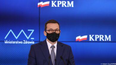 Photo of NARODOWA KWARANTANNA W POLSCE! Morawiecki zdecydował!