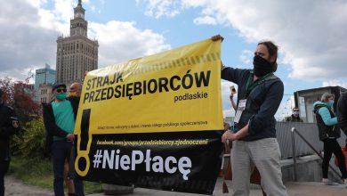 Photo of Strajk Przedsiębiorców szuka PRowców. Wynagrodzenie? Reklama na FB