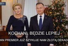 Photo of Poranne Plotki Biznesowe: Morawiecki zapowiada złotą dekadę, prezydent składa życzenia świąteczne
