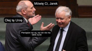 Photo of PORANNE PLOTKI BIZNESOWE: Narada u Kaczyńskiego, przybyli najwierniejsi ludzie prezesa