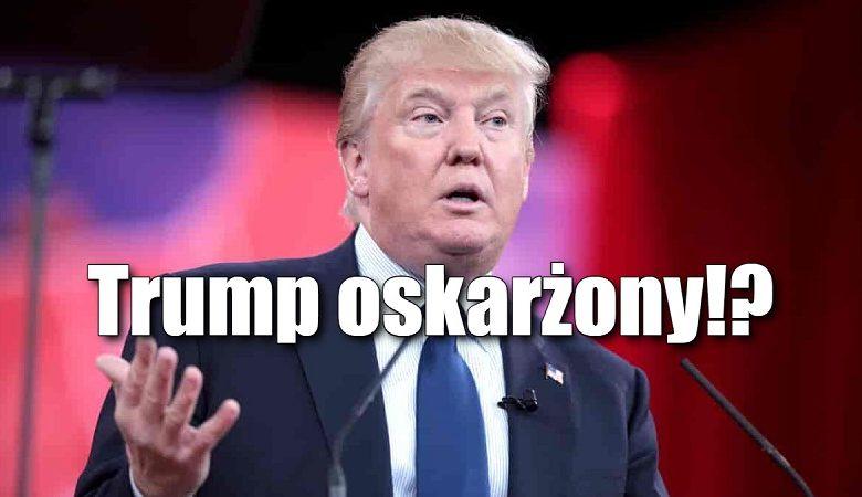"""plotkibiznesowe.pl: Trump zostanie oskarżony o """"podżeganie do powstania"""". Demokraci zgłoszą impeachment"""