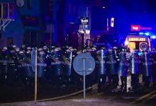 Photo of Zamieszki przed klubem Face 2 Face. W ruch poszły gaz i broń gładkolufowa