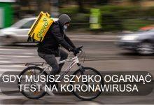 Photo of Poranne Plotki Biznesowe: W niektórych krajach GLOVO zaczęło rozwozić testy na koronawirusa