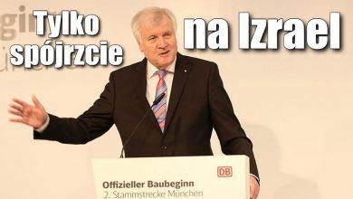 Photo of Do Niemiec nie polecisz? Minister Seehofer walczy z epidemią i chwali politykę… Izraela