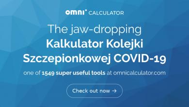 Photo of Kalkulator Kolejki Szczepionkowej – sprawdź kiedy się zaszczepisz