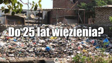 Photo of Nawet 25 lat za wyrzucanie śmieci? Ministerstwo Klimatu zaostrza rygor