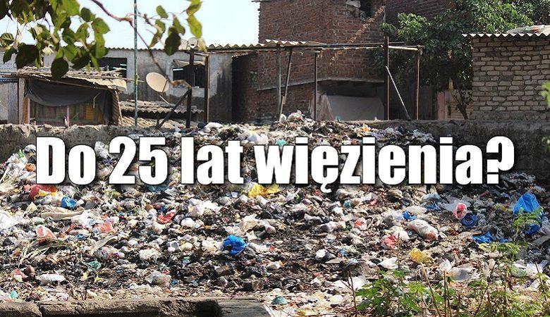plotkibiznesowe.pl: Nawet 25 lat za wyrzucanie śmieci? Ministerstwo Klimatu zaostrza rygor