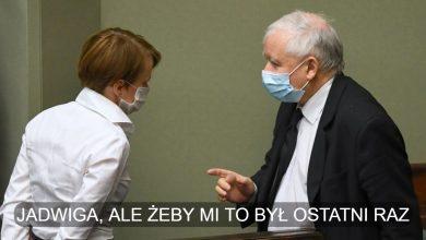 """Photo of Emilewicz nie zostanie zawieszona ponieważ """"okazała skruchę""""."""