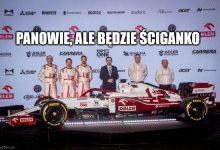 Photo of Zespół Alfa Romeo Racing ORLEN zaprezentował bolid w Warszawie