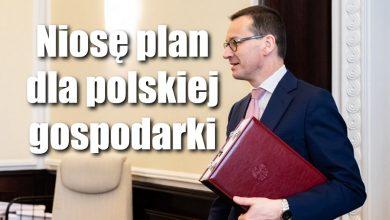 Photo of Morawiecki chce wspierać polskie firmy, aby konkurowały za granicą. Rząd ma plan