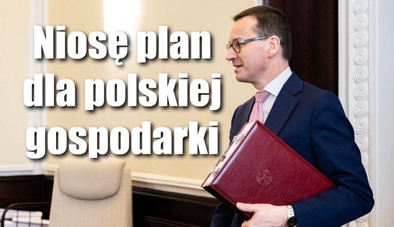 plotkibiznesowe.pl: Morawiecki chce wspierać polskie firmy, aby konkurowały za granicą. Rząd ma plan