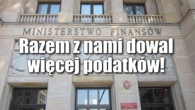 Photo of Ministerstwo Finansów oferuje pracę! Potrzeba eksperta do wymyślania nowych podatków