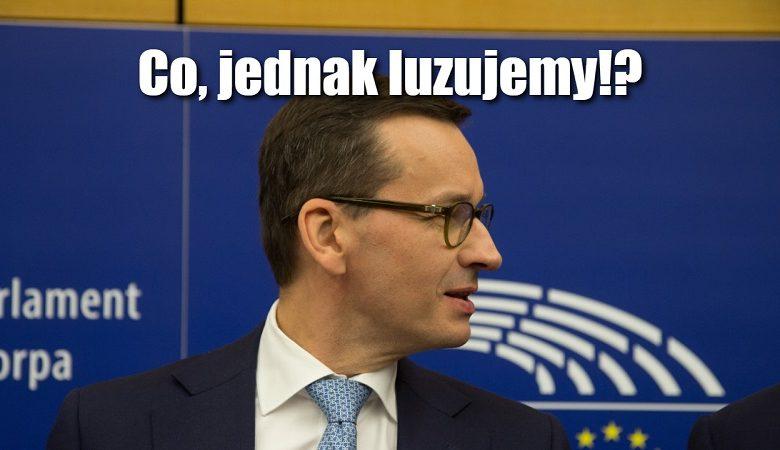 plotkibiznesowe.pl: Morawiecki jednak poluzuje obostrzenia? Można się już pogubić