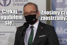 Photo of Poranne Plotki Biznesowe: Minister Niedzielski nie wyklucza powrotu obostrzeń, inwestorzy chcą wykupić biznesy górali